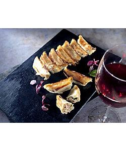北海道【果皮と餡】ワインに合わせやすい餃子4種セット