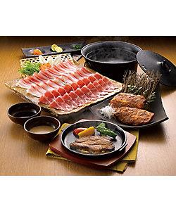 ミヤチク/ミヤチク イベリコ豚しゃぶしゃぶ肉と味噌漬け SC-390