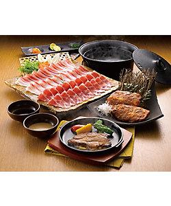 ミヤチク/ミヤチク イベリコ豚しゃぶしゃぶ肉と味噌漬け SD-240