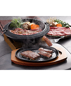 ミヤチク/ミヤチク 宮崎牛もも肉ステーキとすきやき肉 SE-533