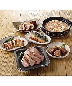 日本料理 鈴なり/ニホンリョウリ スズナリ 本格和惣菜セット(冷凍)