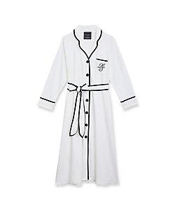 LOB SALTZMAN/ロブサルツマン 婦人ロングドレスパジャマ308 ホワイト