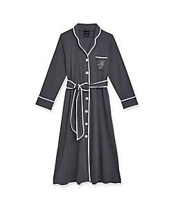 LOB SALTZMAN/ロブサルツマン 婦人ロングドレスパジャマ308 グレイ