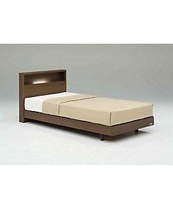 フランスベッド/フランスベッド キャビネット付脚付ベッド