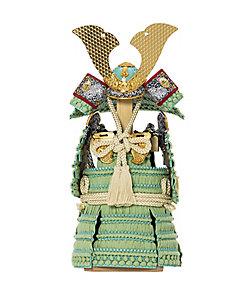 忠保/タダヤス 鎧兜「緑丸」