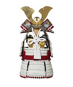 忠保/タダヤス 鎧兜「白丸」