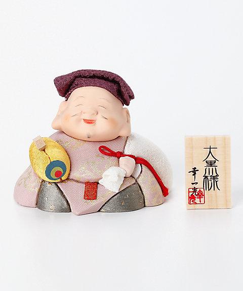 三越・伊勢丹オンラインストア<松崎人形> 大黒様 【三越・伊勢丹/公式】