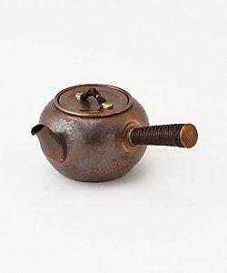 長澤製作所/ナガサワセイサクジョ 銅製急須丸型(中) トリコロール