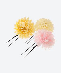 さんび/サンビ 3色彩り髪飾り 715