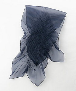 KIZOME/キゾメ a.unスカーフ ネイビー