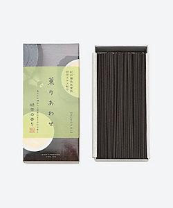 日本香堂/ニッポンコウドウ 薫りあわせ 抹茶