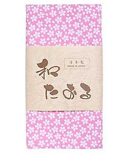 角野晒染/カドノサラシゾメ 和たおる 小桜