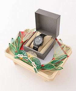若井佐吉商店/ワカイサキチショウテン 結納・婚約式 時計飾りセット