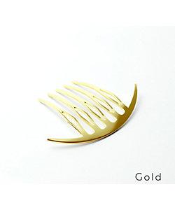 三代目板金屋/サンダイメバンキンヤ 【受注生産商品】Arc Liner comb Gold