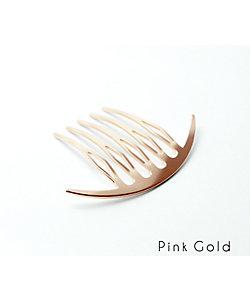 三代目板金屋/サンダイメバンキンヤ 【受注生産商品】Arc Liner comb Pink gold