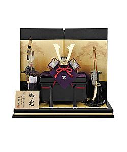 加藤一冑/カトウイッチュウ 【ECNo.19】一冑作 兜飾りセット