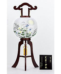 盆提灯・行灯/ボンチョウチン・アンドン 紅華 二重張