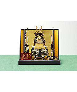 平安道齋/ヘイアンドウサイ 【伊勢丹カタログNO.15】平安道齋作 鎧床飾りセット