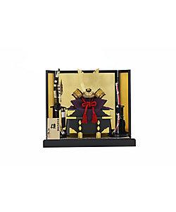 大越忠保/オオコシタダヤス 【EC-NO.3】大越忠保作 兜床飾りセット