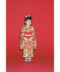 藤代工房/フジシロコウボウ 三歳お祝着セット 橘の姫ちゃん