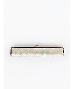 アトリエ・Kinami/アトリエキナミ 扇子ケース 7寸用 パイソン型押し