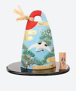 小田益人形工房/オダマスニンギョウコウボウ 金彩宝尽くし