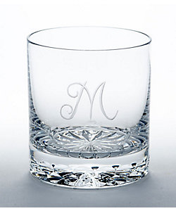MEISSENER BLEIKRISTALL/マイセンクリスタル オールドファッション「M」