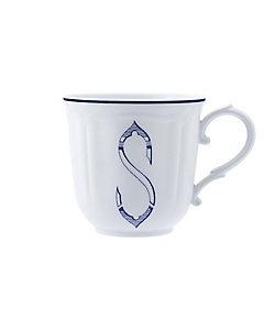 GINORI 1735/ジノリ1735 モノグラム マグカップS
