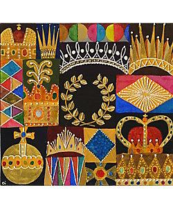 イブラヒム恵美子/イブラヒムエミコ crowns