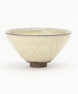 木村 展之/キムラ ノブユキ 萌黄瓷茶碗