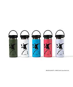 Hydro Flask/ハイドロフラスク <BRANDALISED×Hydro Flask>BANKSY ART ステンレスボトル FLOWER BOMBER