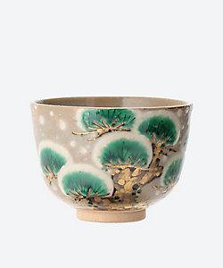 茶道具/サドウグ <南口閑粋>茶碗 萩釉 雪松