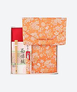 茶道具/サドウグ オリジナルお稽古セット 桜に毬(女性用)