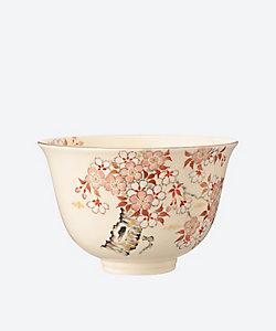 茶道具/サドウグ <古垣嘉一>茶碗 薩摩焼 桜#1