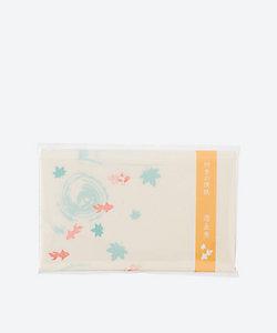 茶道具/サドウグ 四季の懐紙 遊金魚