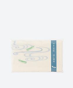 茶道具/サドウグ 四季の懐紙 流し笹舟