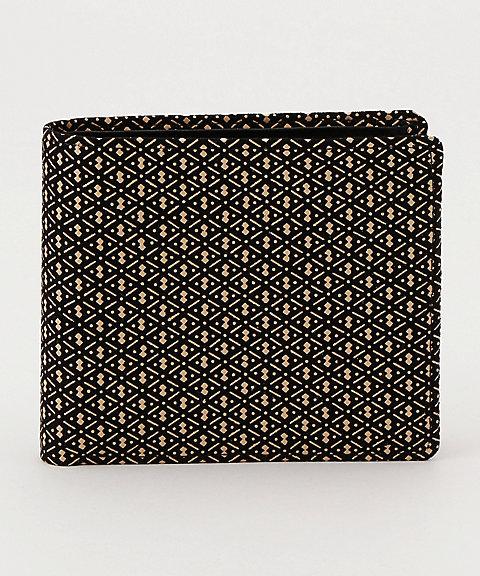 印伝の山本 二つ折財布