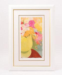 ジニー・キム/ジニー・キム 丸いテーブルの花II