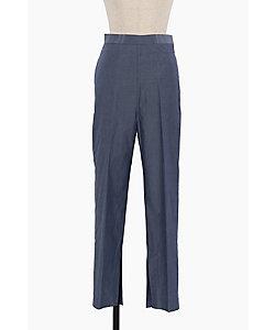 IIROT/イロット Cotton slit trouser