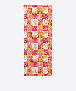 鷲野染工場/ワシノセンコウジョウ 手ぬぐい春の花