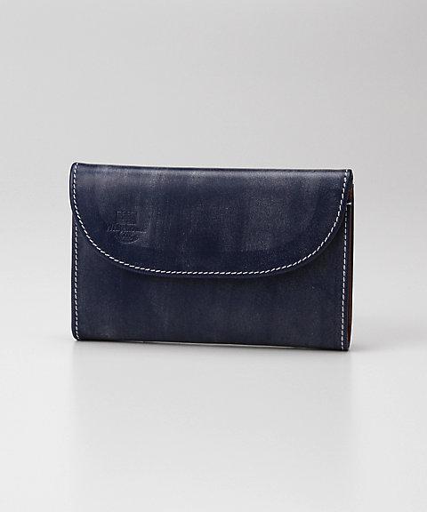 ブライドル三ツ折財布(S7660B) MARxBRN