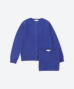 3304【福袋】色もサイズも選べる福袋カシミヤアンサンブル 三越伊勢丹限定