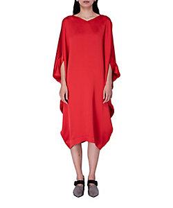 robelite & CO.(Women)/ローベリイテアンドシーオー ACETATE RAYON SATIN Dress