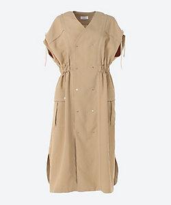 EARIH/アーリ OXFORD DB DRESS