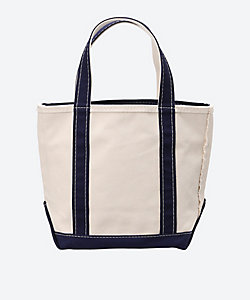 L.L.Bean/エル・エル・ビーン トートバッグ Boat and Tote Zip-top S