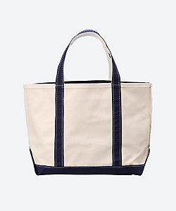L.L.Bean/エル・エル・ビーン トートバッグ Boat and Tote Zip-top M
