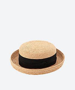Sashiki(Women)/サシキ ラフィアカンカン帽