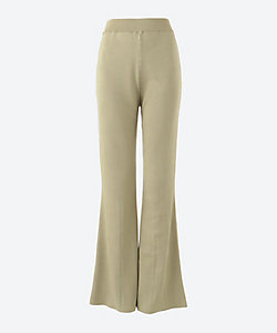 TAN(Women)/タン SMOOTH FLARE PANTS