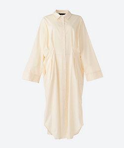 KINDER SALMON(Women)/キンダーサルモン 9COCOON SHIRT DRESS