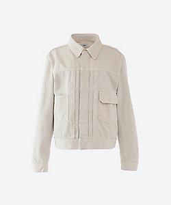 Allege(Women)/アレッジ Garment Dye Denim Blouson